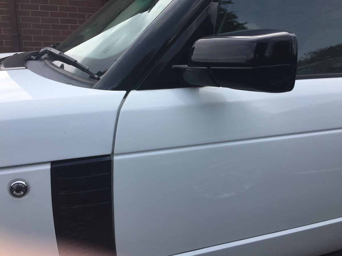 2005 Rangerover L322 Autobiography white with blac For Sale (picture 4 of 6)