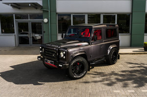 2010 LAND ROVER DEFENDER 90 SOLD