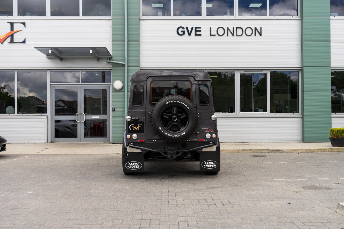 2010 LAND ROVER DEFENDER 90 For Sale (picture 2 of 6)