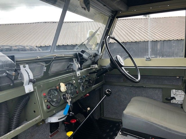 1963 Land Rover® Series 2a *Tax and MOT Exempt* (FUU) RESERVED SOLD (picture 5 of 6)