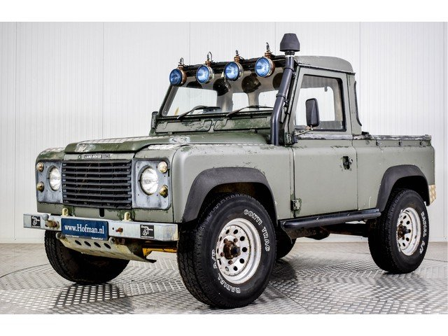 1985 Land Rover Defender 90 Pick-Up 2.5D For Sale (picture 1 of 6)