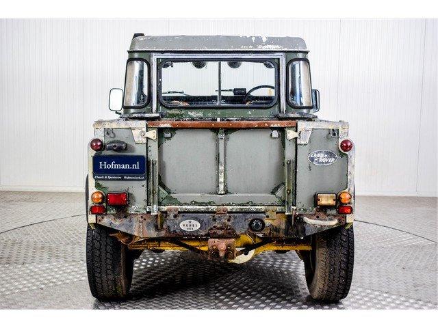 1985 Land Rover Defender 90 Pick-Up 2.5D For Sale (picture 4 of 6)