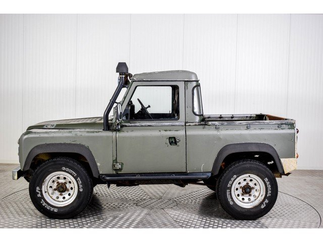 1985 Land Rover Defender 90 Pick-Up 2.5D For Sale (picture 5 of 6)