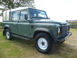 2012 Defender 110 2.2 TDCI Crew Cab For Sale