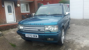 1999 Range rover autobiography For Sale