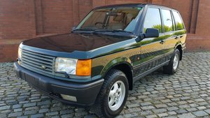 1995 Range Rover 4.6 HSE - just 15975 miles only Timewarp! For Sale by Auction