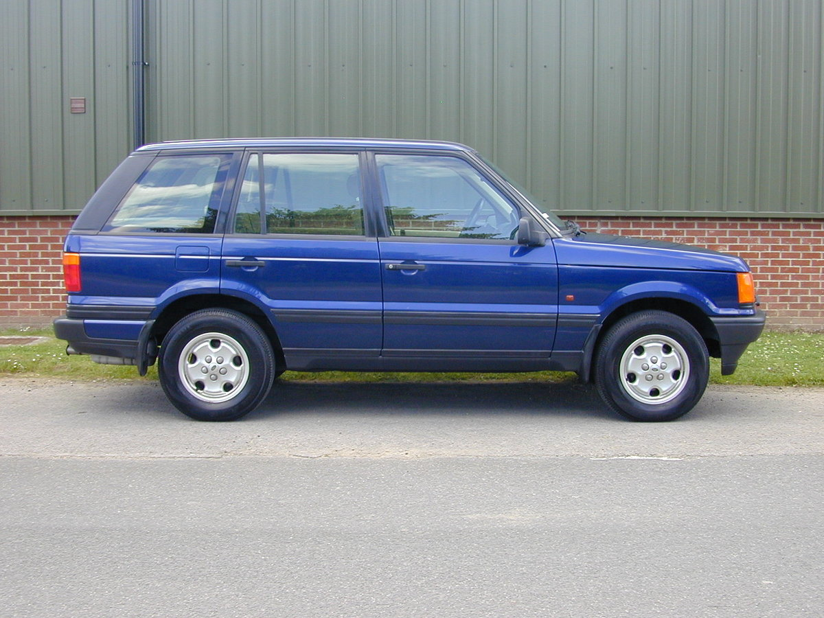 1996 RANGE ROVER P38 4.0 - RHD -VERY HIGH SPEC! JUST 33k! For Sale (picture 2 of 6)