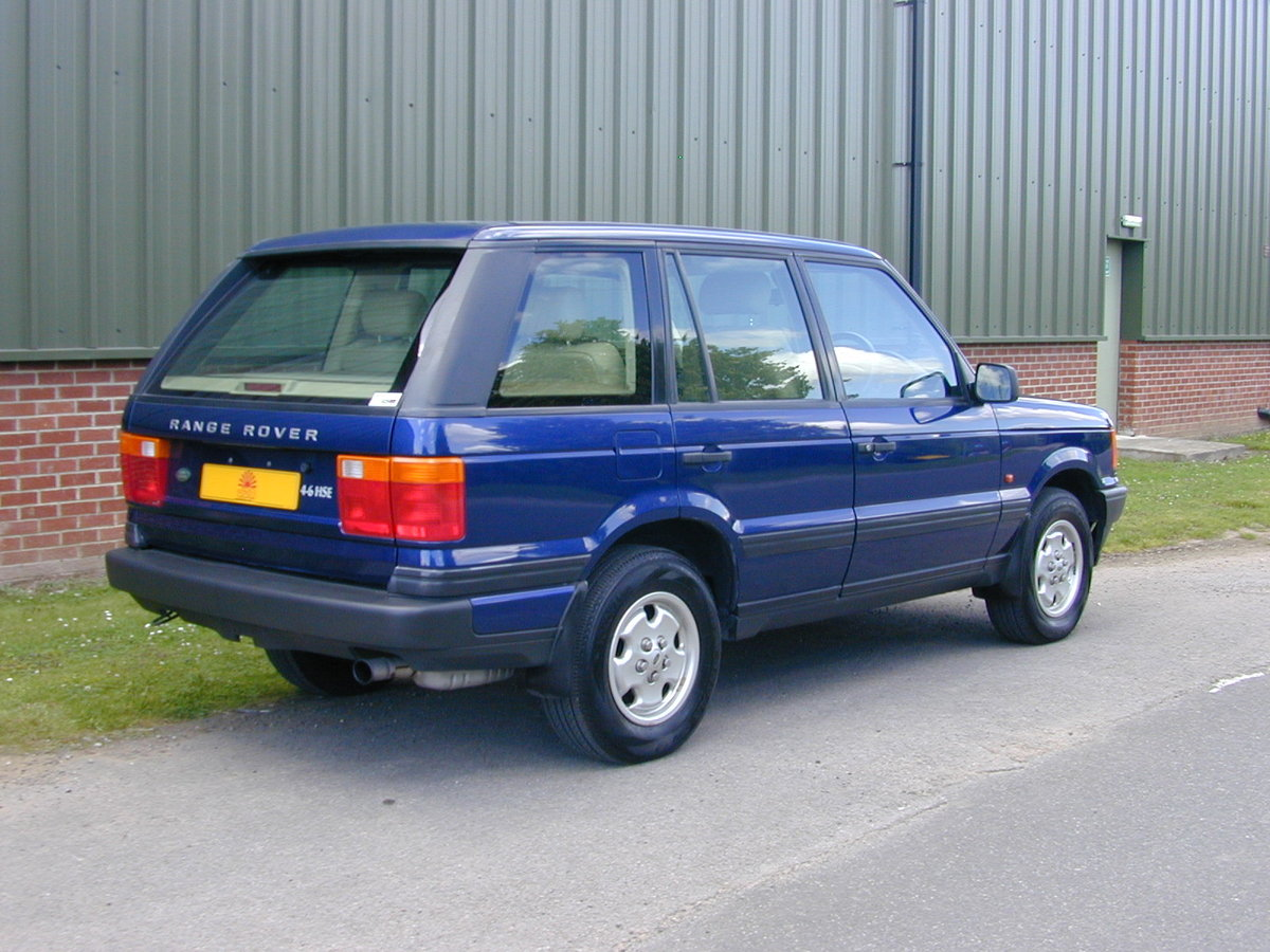 1996 RANGE ROVER P38 4.0 - RHD -VERY HIGH SPEC! JUST 33k! For Sale (picture 3 of 6)