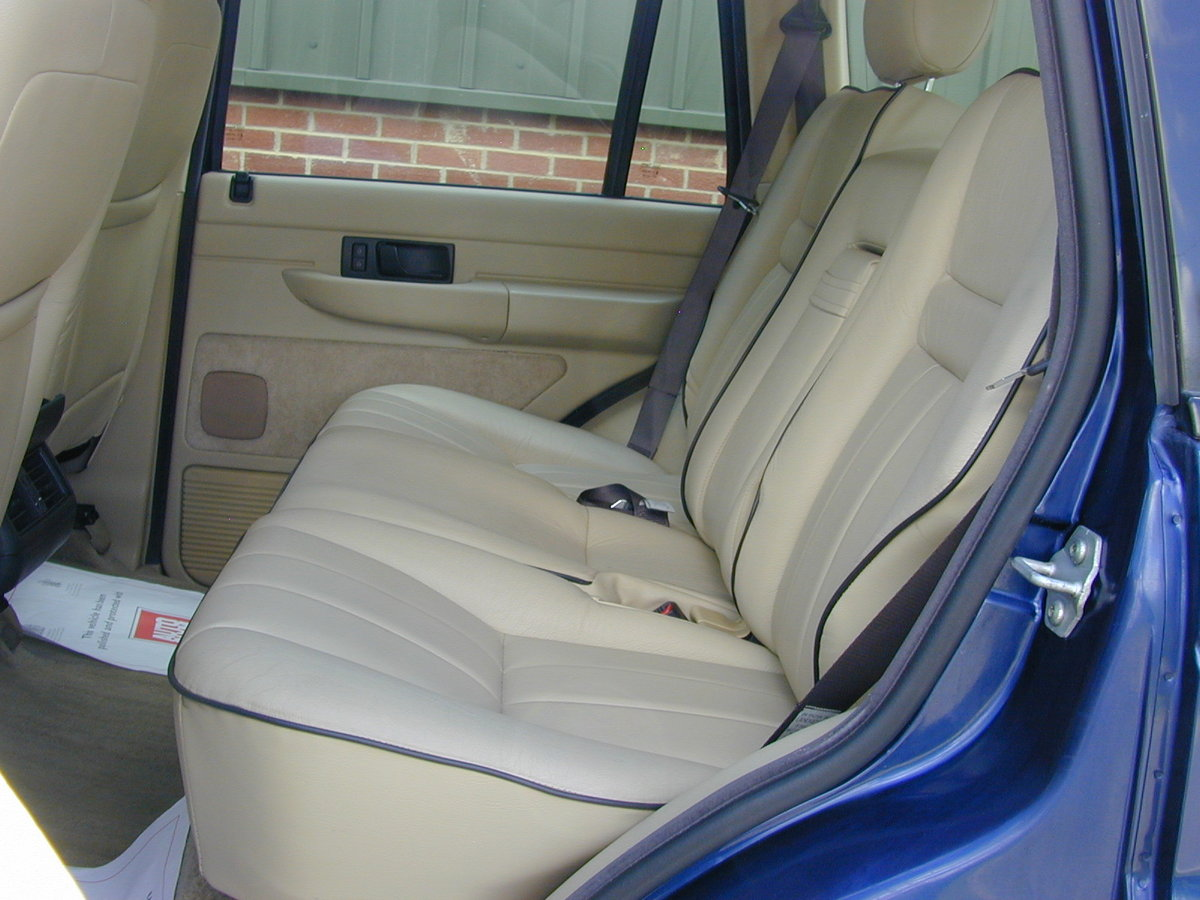 1996 RANGE ROVER P38 4.0 - RHD -VERY HIGH SPEC! JUST 33k! For Sale (picture 5 of 6)