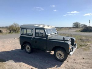 1981 Land Rover 88 Series III For Sale by Auction