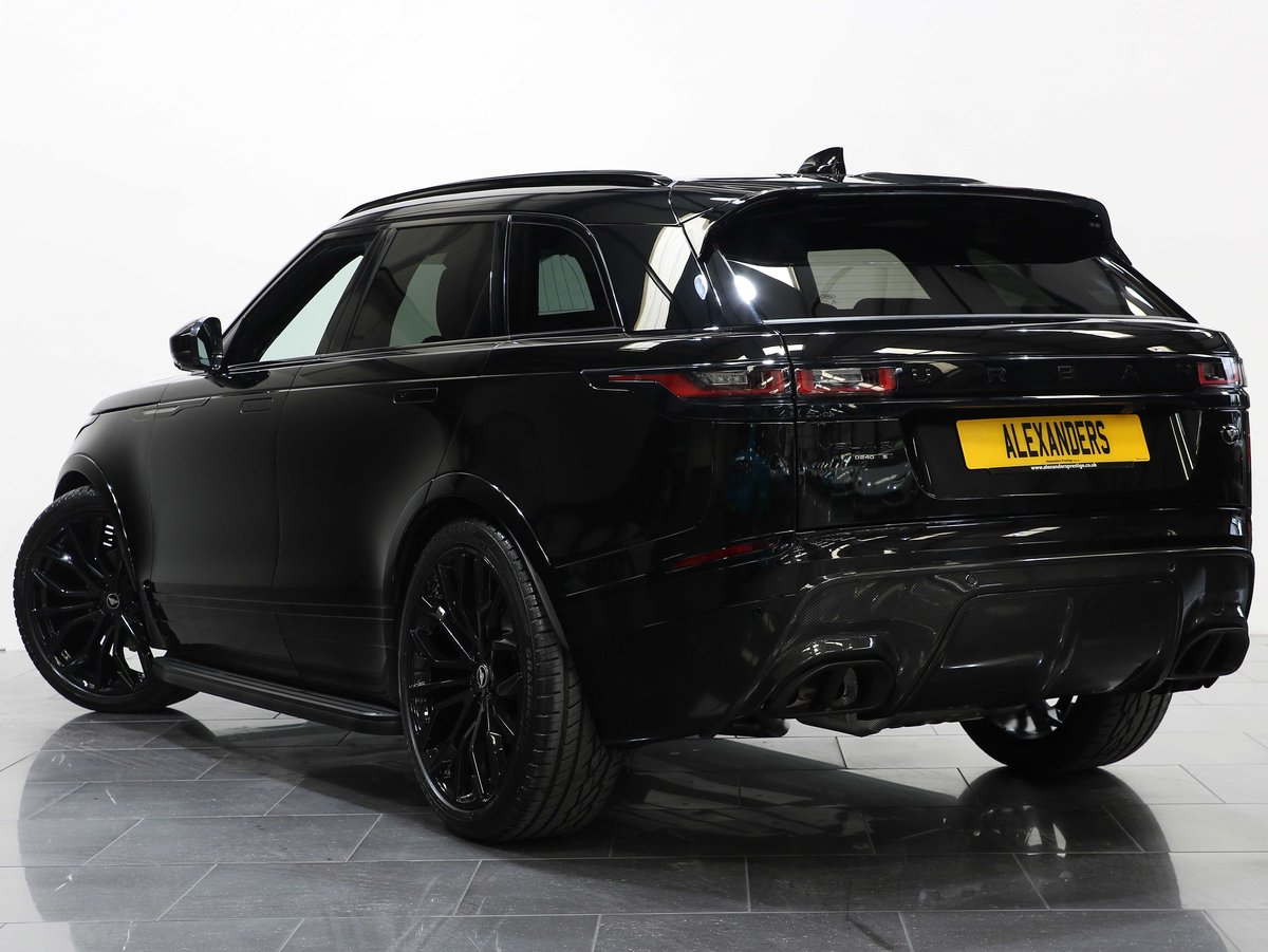 2018 18 68 RANGE ROVER VELAR RDYNAMIC S URBAN EDITION AUTO For Sale (picture 3 of 6)