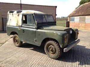 1959 Land Rover Series 2 SWB Soft top  Original For Sale