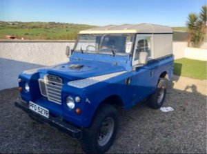 1977 Land Rover In good condition