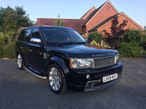 2008 RANGE ROVER SPORT HST STORMER SUPERCHARGED 4.2 V8 1 OWNER For Sale