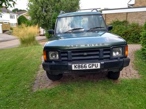 1993  Discovery 200tdi Seven Seater For Sale