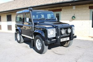 2011 LAND ROVER 90 XS COUNTY - £25,950