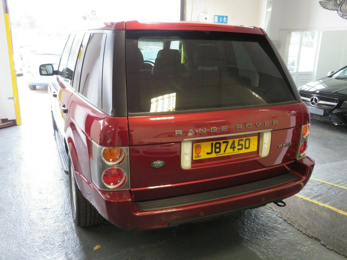 2003 Range Rover 4.4 V8 L322 Jersey Car For Sale (picture 4 of 6)