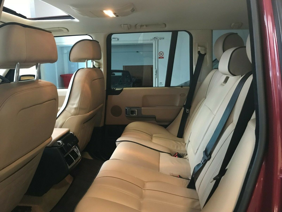 2003 Range Rover 4.4 V8 L322 Jersey Car For Sale (picture 5 of 6)