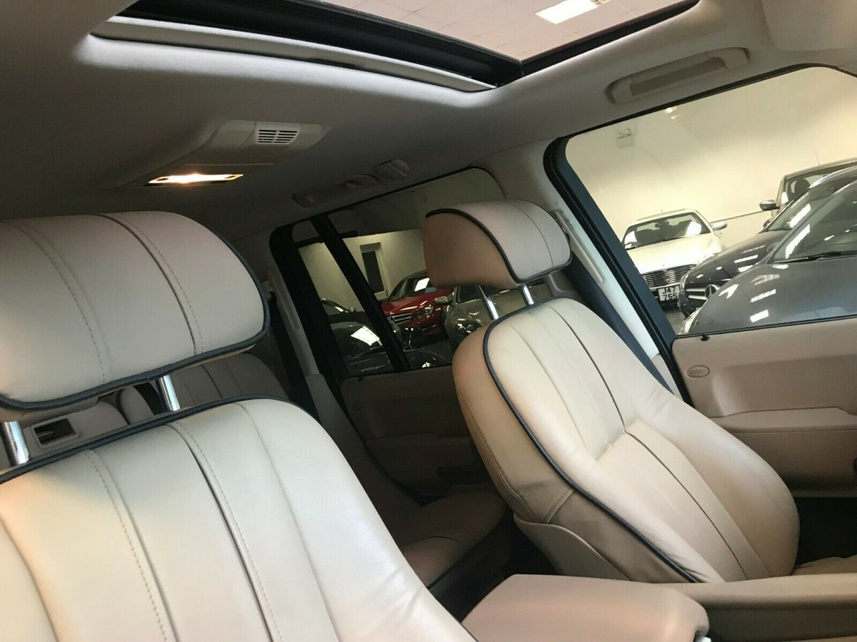 2003 Range Rover 4.4 V8 L322 Jersey Car For Sale (picture 6 of 6)