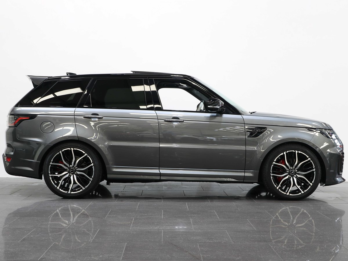 2019 19 19 RANGE ROVER SPORT 5.0 S/C SVR OVERFINCH AUTO For Sale (picture 2 of 6)