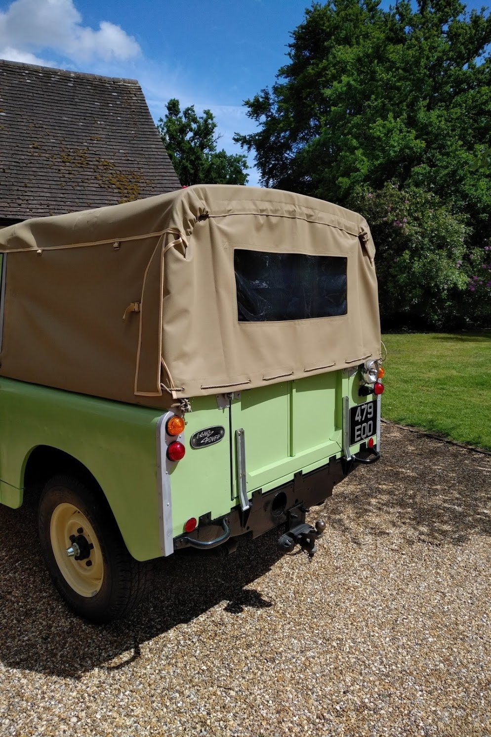 1963 Land Rover Series 11a for Sale For Sale (picture 2 of 6)