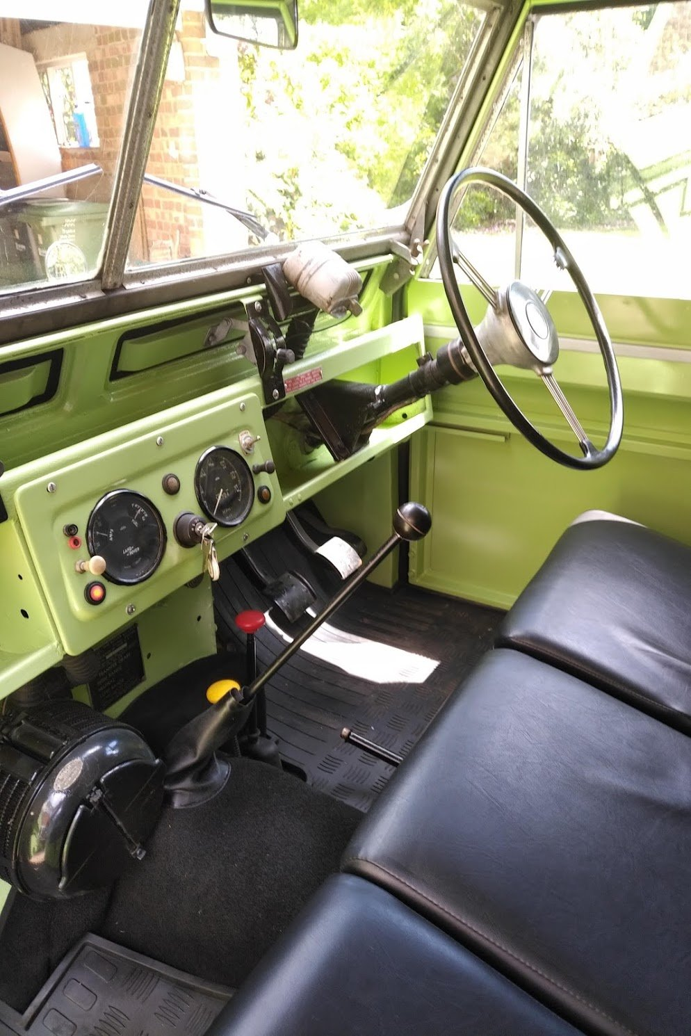 1963 Land Rover Series 11a for Sale For Sale (picture 4 of 6)
