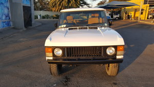 1980 Range Rover Classic  For Sale