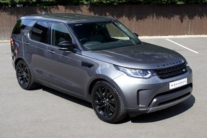2018/18 Land Rover Discovery Commercial HSE For Sale