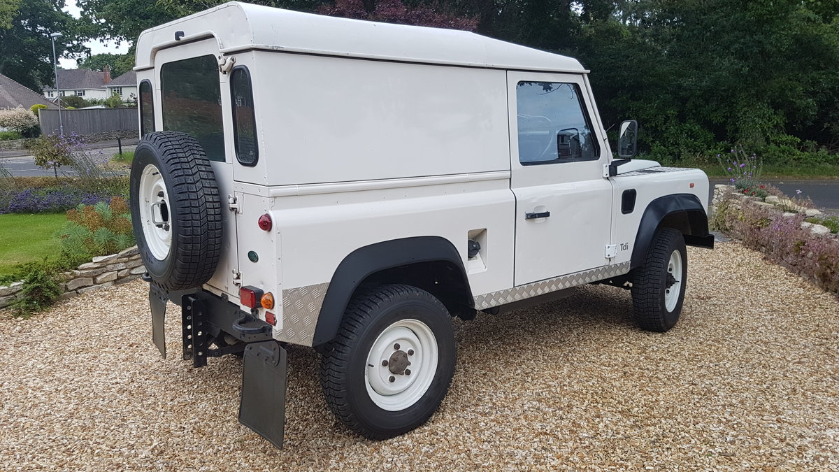 1994 Land rover defender 300tdi 1995 1 previous owner For Sale (picture 2 of 6)