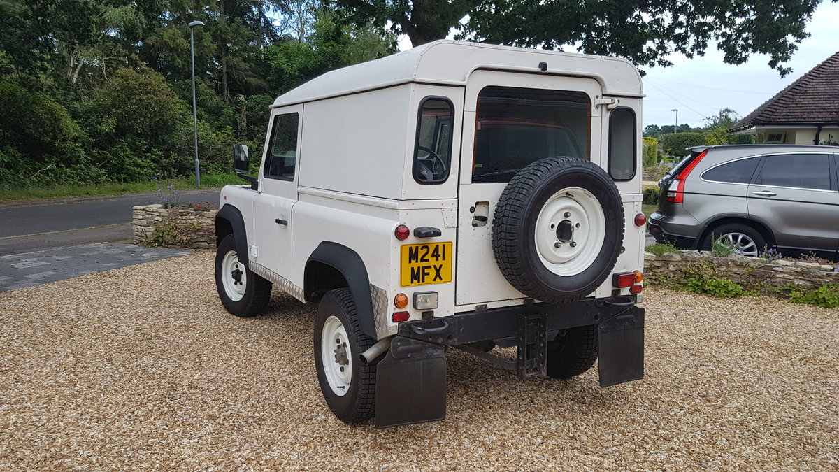 1994 Land rover defender 300tdi 1995 1 previous owner For Sale (picture 6 of 6)