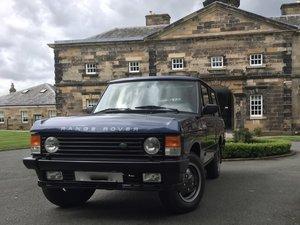 1990 Range Rover Classic 2 Door For Sale