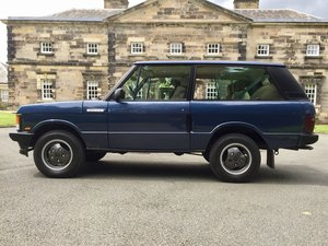 1990 Range Rover Classic 2 Door For Sale