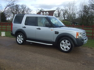 2006 Landrover Discovery 3 2.7TD V6 HSE Auto For Sale