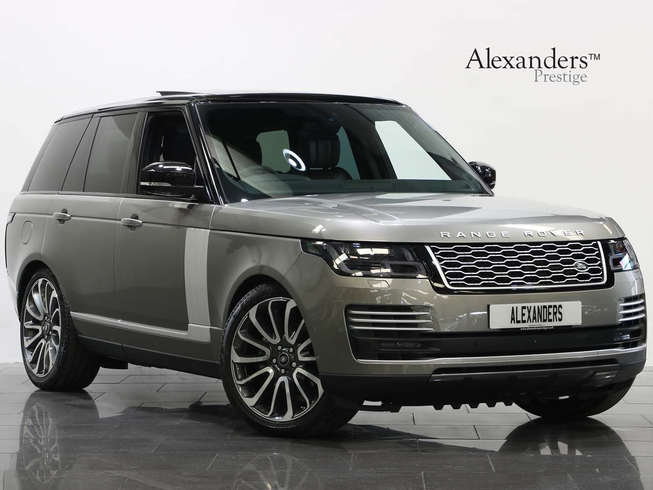 2019 19 19 RANGE ROVER AUTOBIOGRAPHY AUTO For Sale (picture 1 of 6)