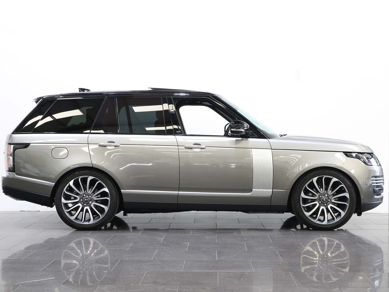 2019 19 19 RANGE ROVER AUTOBIOGRAPHY AUTO For Sale (picture 2 of 6)