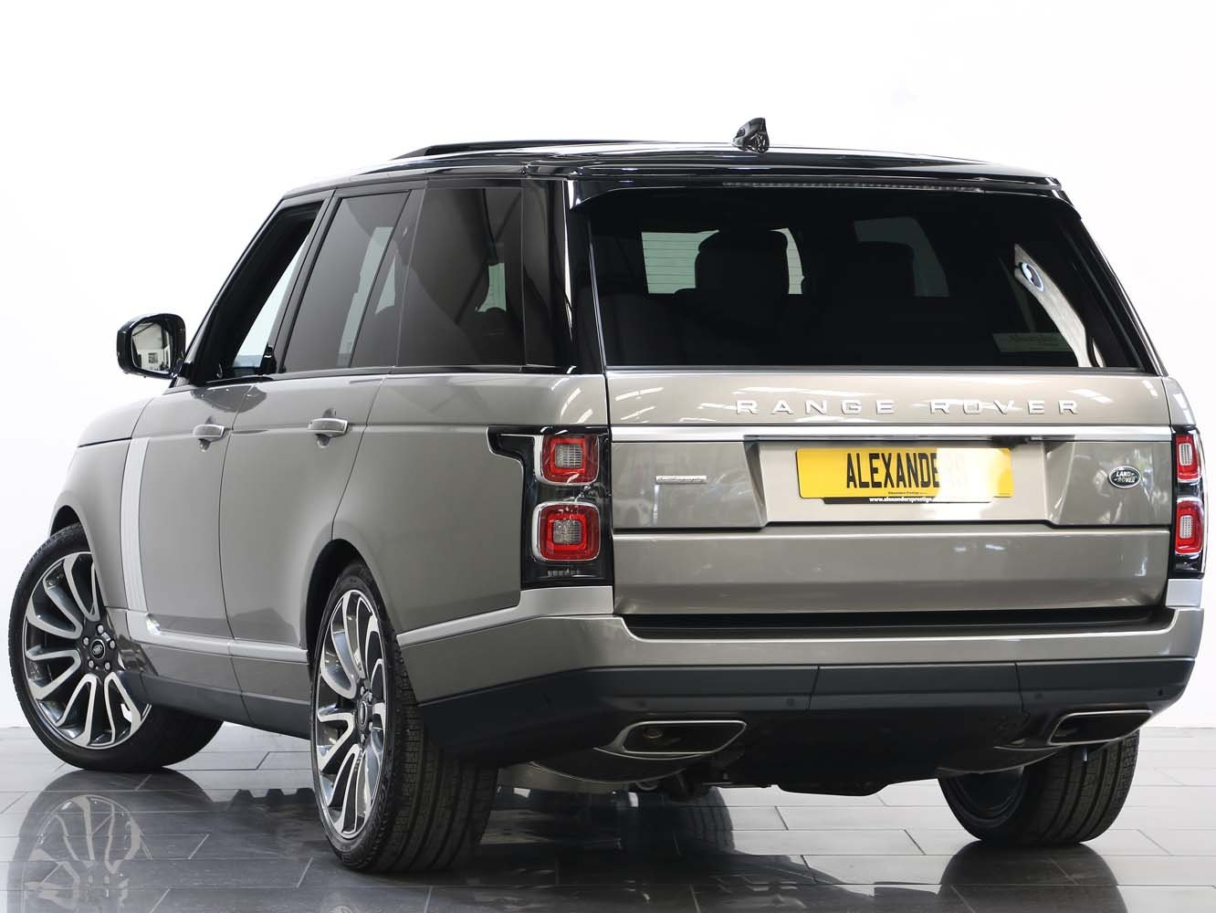 2019 19 19 RANGE ROVER AUTOBIOGRAPHY AUTO For Sale (picture 3 of 6)