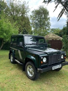 1994 Landrover CSW 90 300 TDI For Sale