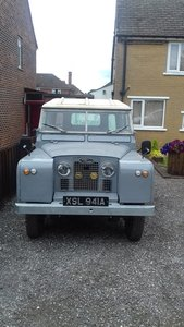 Landrover sereis 2a For Sale