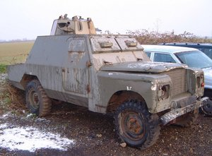 1972 Land Rover Shorland Mk3 For Sale