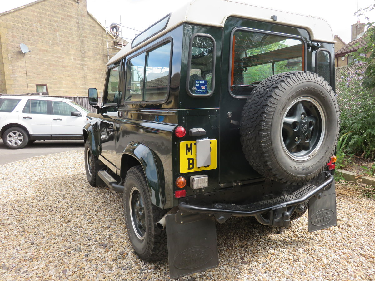 1994 Land Rover Defender 90 300tdi For Sale (picture 2 of 4)