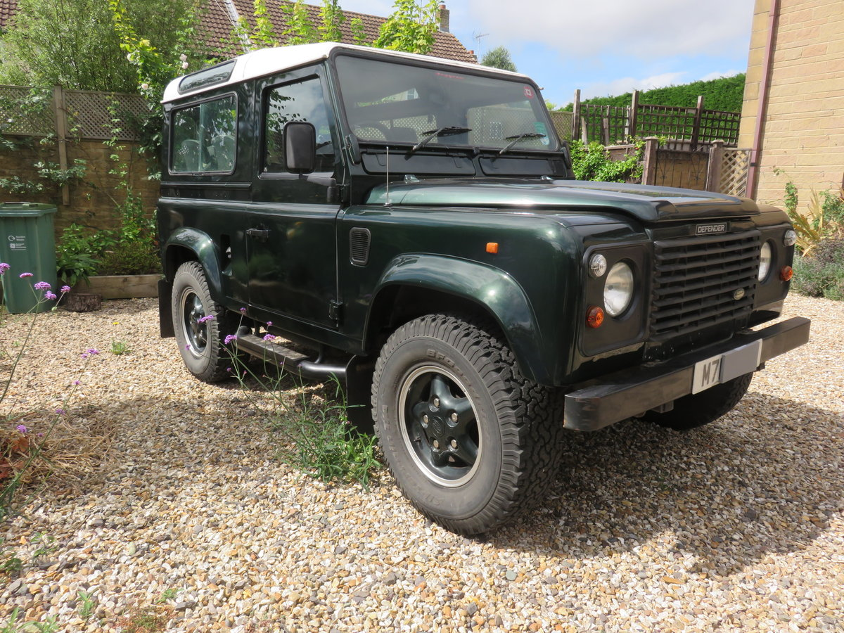 1994 Land Rover Defender 90 300tdi For Sale (picture 3 of 4)