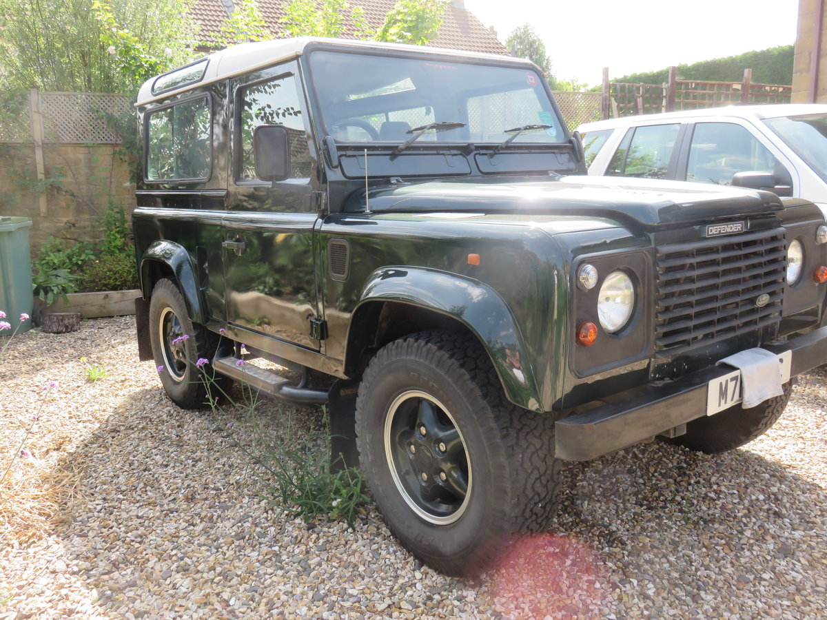 1994 Land Rover Defender 90 300tdi For Sale (picture 4 of 4)