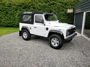 1990 Majorly restored Land Rover Defender Tilt For Sale
