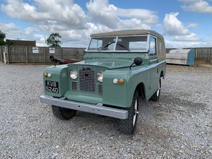 1966 Land Rover® Series 2a *MOT & Tax Exempt* (KVB) For Sale