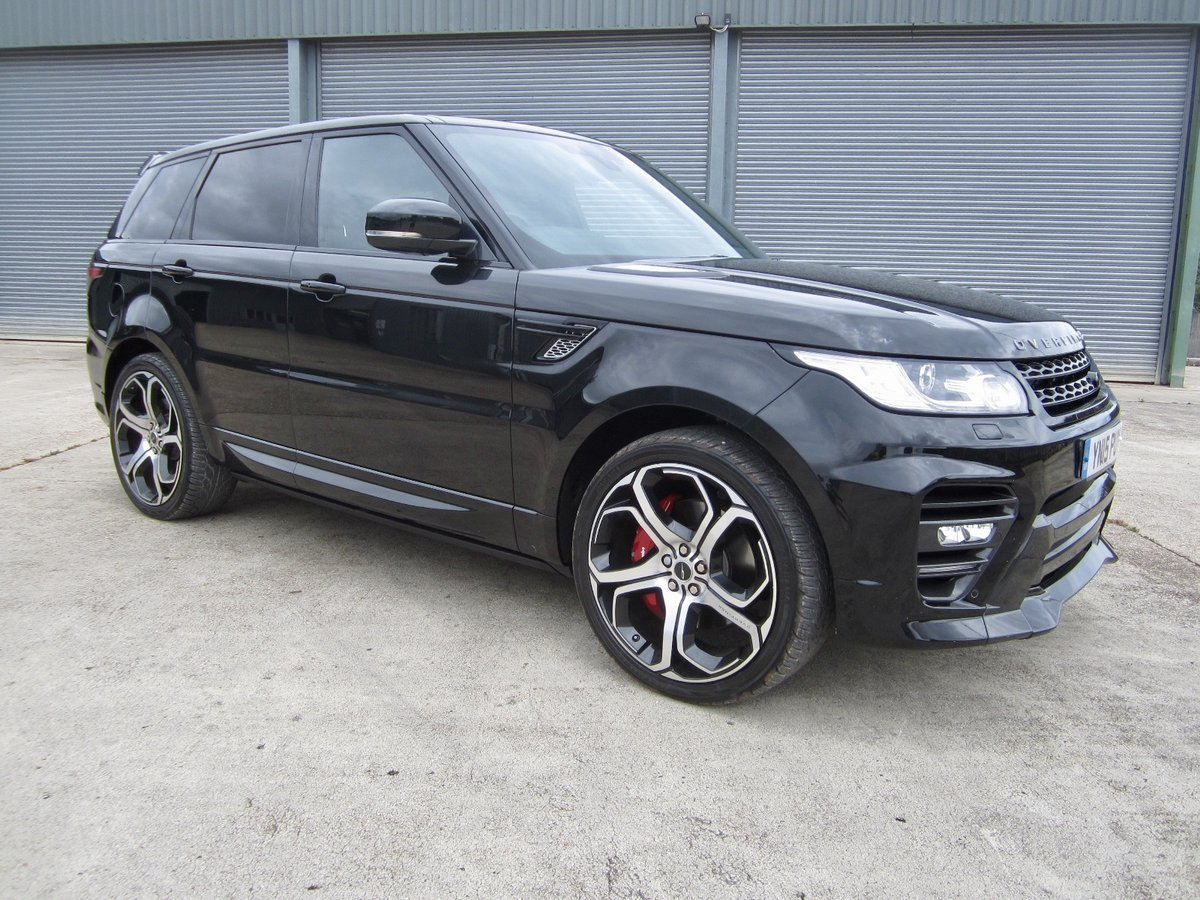 2015 Range Rover Overfinch 3.0 SDV6 HSE Dynamic For Sale (picture 1 of 6)