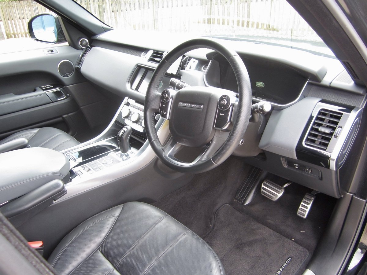 2015 Range Rover Overfinch 3.0 SDV6 HSE Dynamic For Sale (picture 6 of 6)