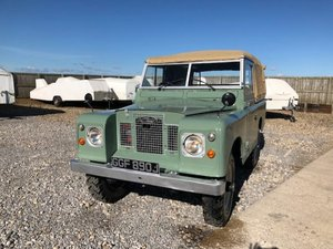 1971 Land Rover ® Series 2a *High Specification Ragtop* (GGF) For Sale