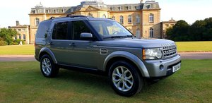 2012 LHD LAND ROVER DISCOVERY 4, 3.0, 7 SEATER, LEFT HAND DRIVE For Sale