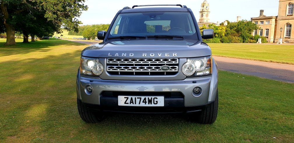 2012 LHD LAND ROVER DISCOVERY 4, 3.0, 7 SEATER, LEFT HAND DRIVE For Sale (picture 2 of 6)