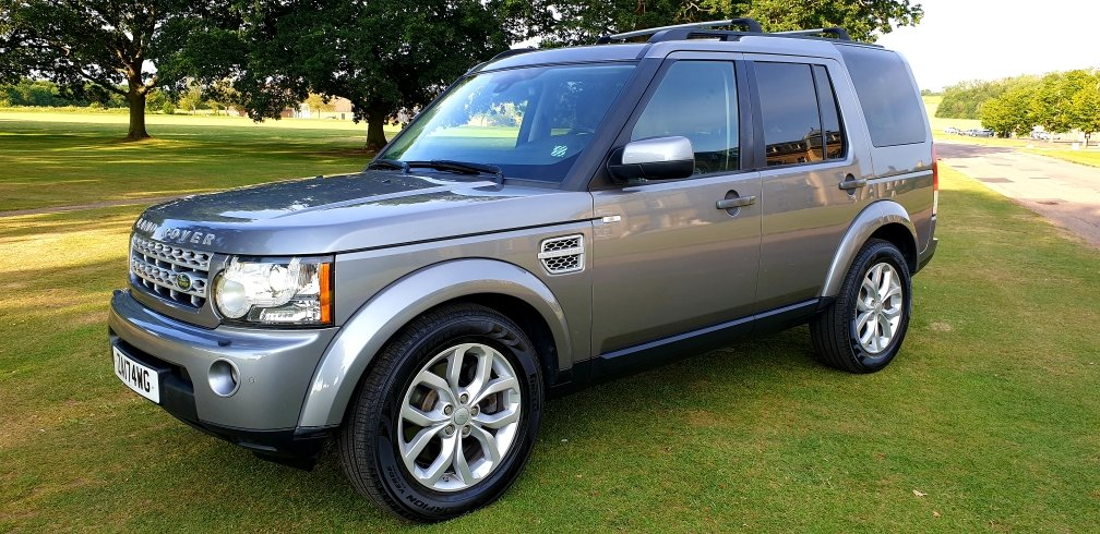 2012 LHD LAND ROVER DISCOVERY 4, 3.0, 7 SEATER, LEFT HAND DRIVE For Sale (picture 3 of 6)